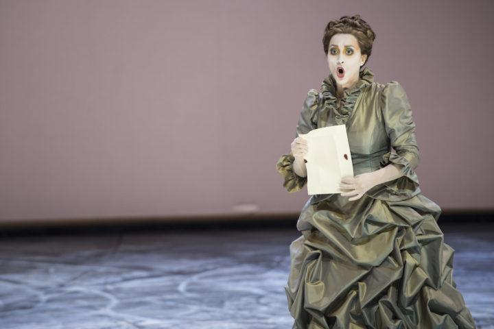 Falstaff – Lukas Hemleb – Grand Théâtre de Genève