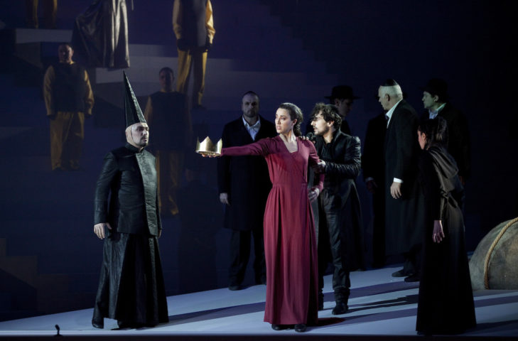 Nabucco – Roland Aeschlimann – Grand Théâtre de Genève