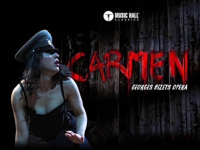 Carmen – Frank Van Laecke – Stadsschouwburg  Anvers