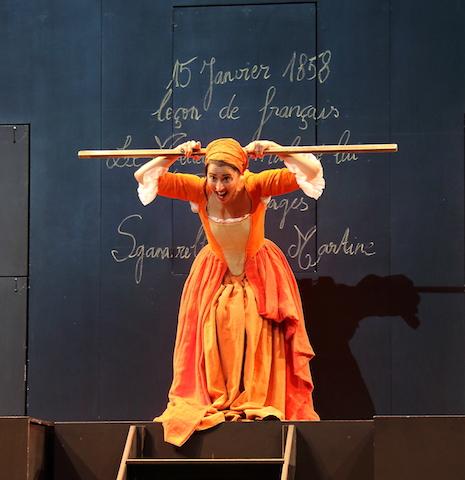 Le Médecin malgré lui – Vincent Tavernier – Opéra de Rennes