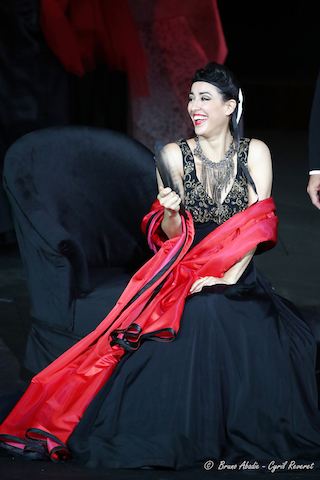 La Traviata – Louis Désiré – Chorégies d'Orange