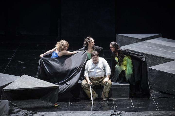 Götterdämmerung – Dieter Dorn – Grand Théâtre de Genève