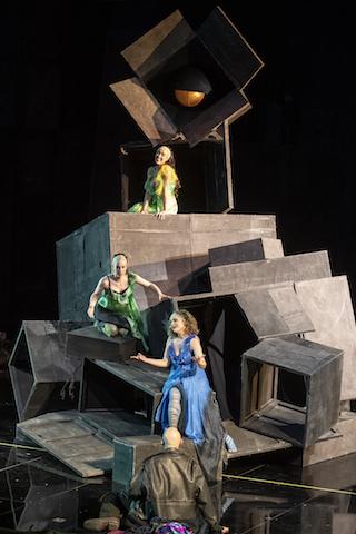Das Rheingold – Dieter Dorn – Grand Théâtre de Genève