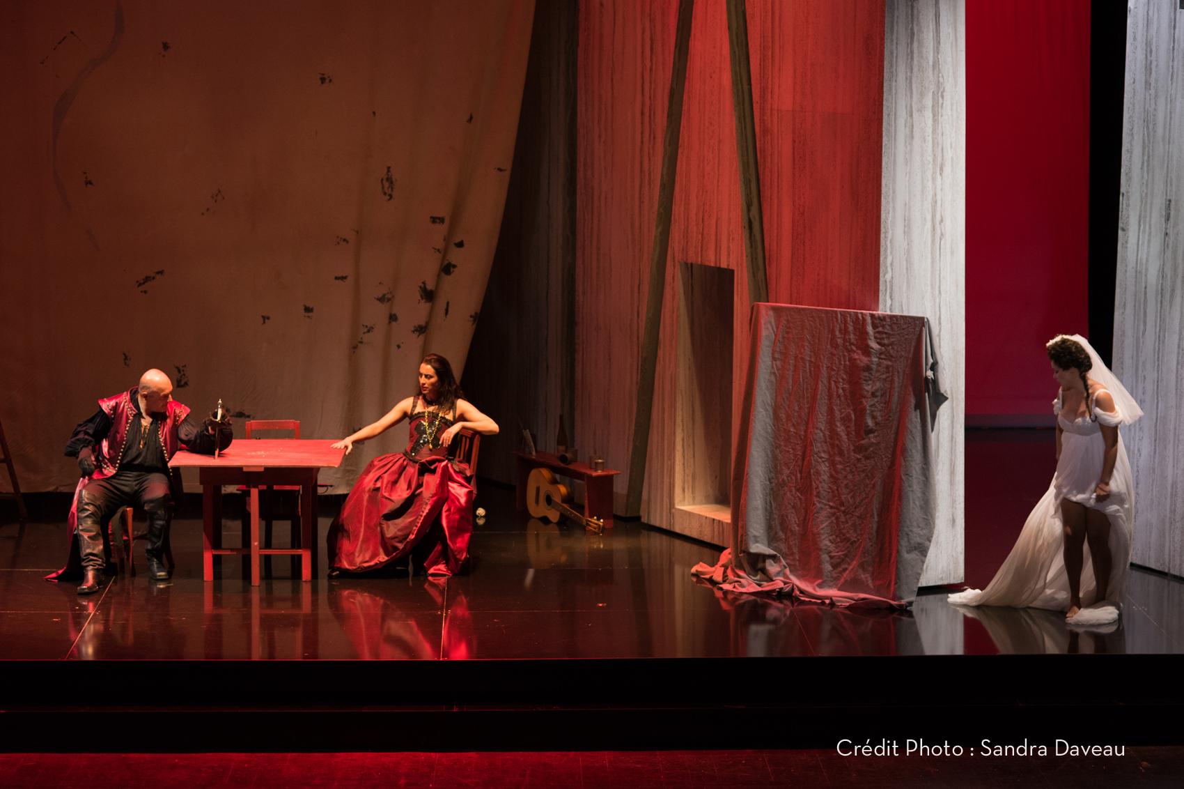 Rigoletto – François de Carpentries – Opéra de Tours